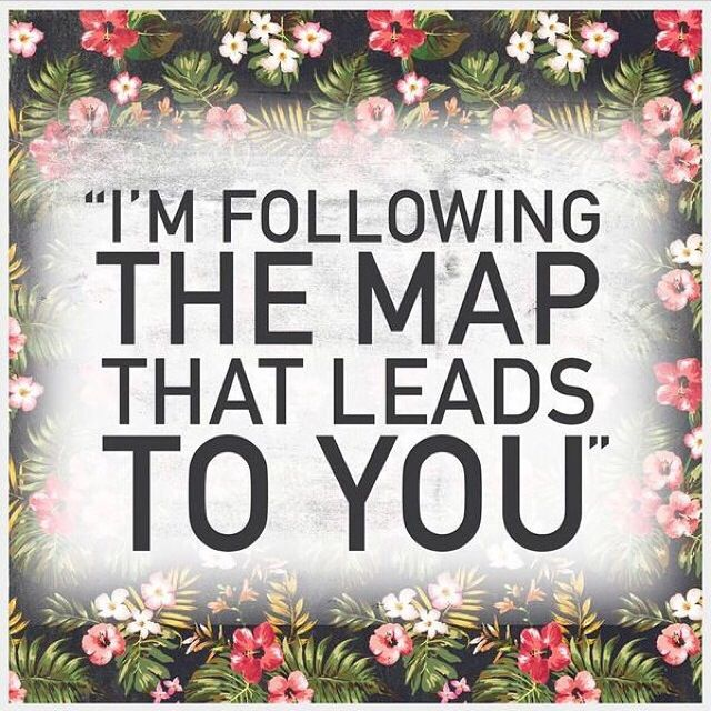 Maroon 5 - maps. Slightly obsessed with this song