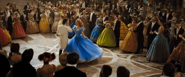 All the Richard Madden GIFs from the Cinderella Trailer