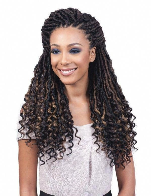 These Long Hairstyles For Round Faces Really Are Fab Longhairstylesforroundfaces Box Braids Hairstyles Curly Hair Styles Braided Hairstyles For Black Women