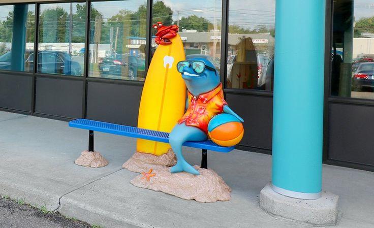 Sunny Beach Theme for Pediatric Dental Office | Imagination Dental Solutions