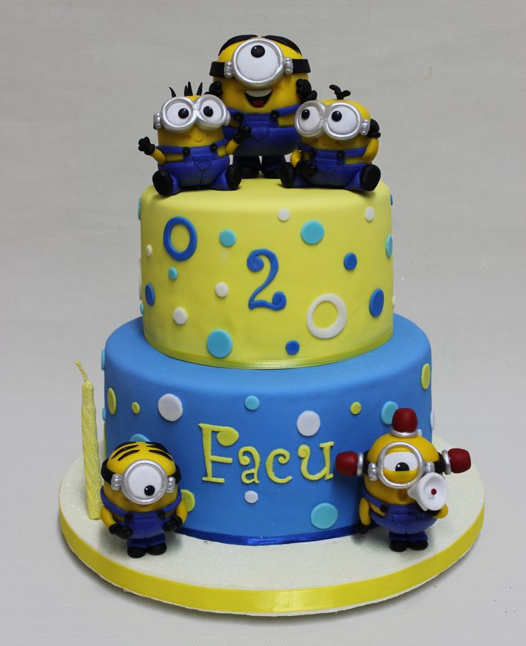 Despicable Me 2 Cake Kit 17 Best Images About Cumpleanos On Pinterest