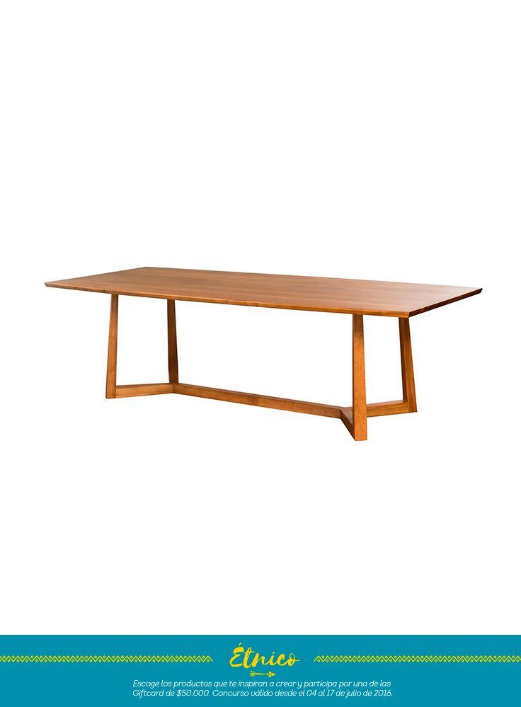 una mesa de centro, perfecta como mesa de centro en la sala