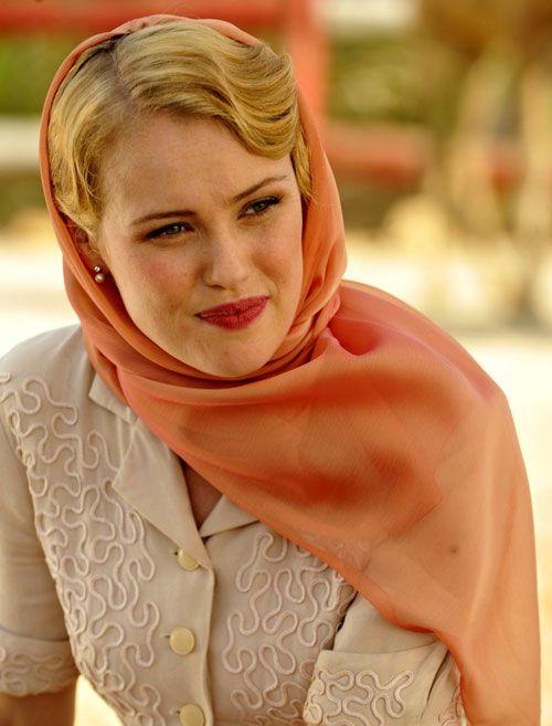 Hannah New es Rosalinda Fox en 'El tiempo entre costuras': 'Adriana Ugarte me ha enseñado mucho, siempre me inspira'