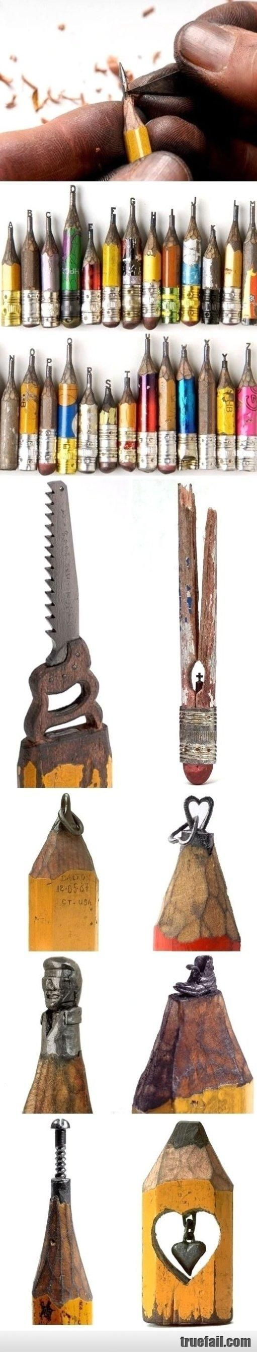 Images about pencil carvings on pinterest
