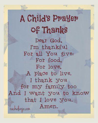 Prayer for kids                                                                                                                                                                                 More