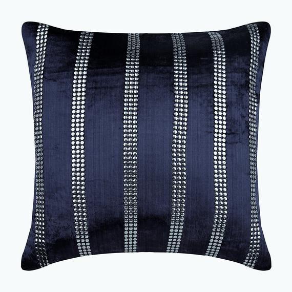 Designer Sofa Throw 16x16 Velvet Throw Cushion Etsy Throw Pillows Decorative Throw Pillow Covers Velvet Pillow Covers