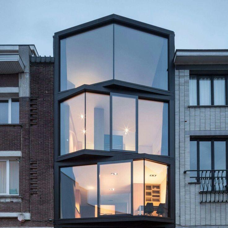 Architektur, Architektur Design, Belgien, Haus Design, Architektur,  Architecture
