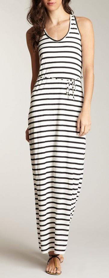 Loveappella Nautical Maxi Dress