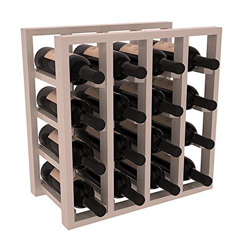 Wine Racks America Ponderosa Pine Lattice Stacking 16 Bottle Cubicle. 13 Stains to Choose From! Review https://portableicemaker.review/wine-racks-america-ponderosa-pine-lattice-stacking-16-bottle-cubicle-13-stains-to-choose-from-review-3/