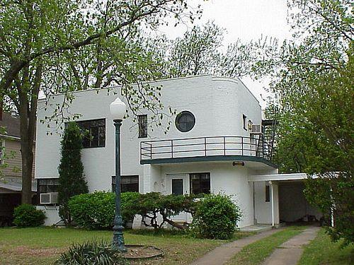 Art Deco House Tulsa Oklahoma Homes Art Deco Prairie Style Modern Etc Pinterest Art Decor Cool Art And Shagreen
