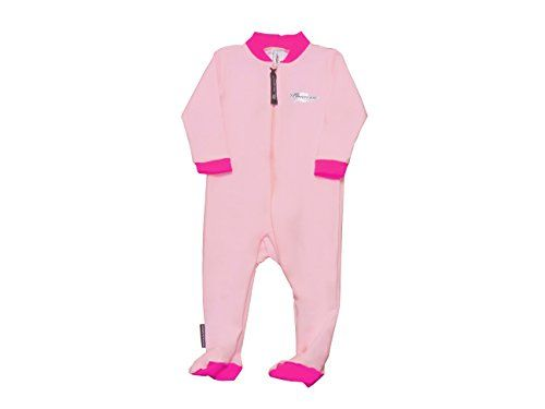 Baby Sun Suit with Feet - UV Sun Protection Sunsuit for Infants (0-12 months, Pink)   Baby will enjoy this Sunsuit's silky soft stretch fabric in and out of the water! The fine Italian quality lycra suit is designed with Read  more http://shopkids.ca/baby-girls/baby-sun-suit-with-feet-uv-sun-protection-sunsuit-for-infants-0-12-months-pink  Visit http://shopkids.ca to find more categories on kid review