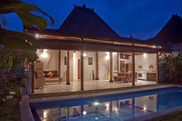 Joglo Combined With Modern Style #Villa in #Bali http://www.xpbali.com/property-listings/joglo-combined-modern-style-villa/