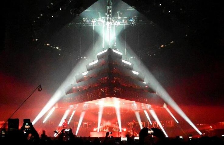 Supremacy #MUSE #Staging