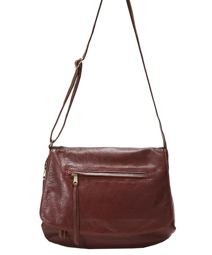 Concealed Carry Monterey Flap Bag by Coronado Leather