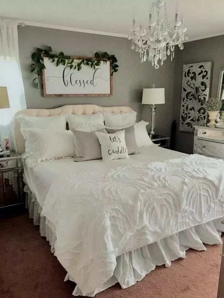 30+ Awesome Bedroom With Amazing Decoration That Y…