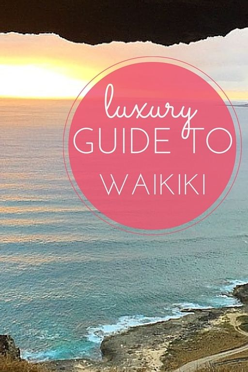 Waikiki is truly a vacationer's paradise! White sand beaches, luxury shopping (check out Ala Moana Mall!), and near perfect weather make for a great time here in the islands.  Waikiki is the main hot spot for nightlife, has a huge number of hotels and spas, and there are numerous 5 star eateries in the area.