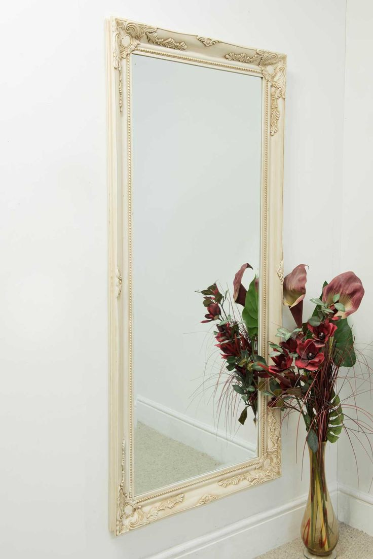Buy vancouver expressions linen mirror rectangular online cfs uk - View Buckland Ivory Full Length Mirror 170x79cm From Soraya Interiors Uk Free Delivery And Returns