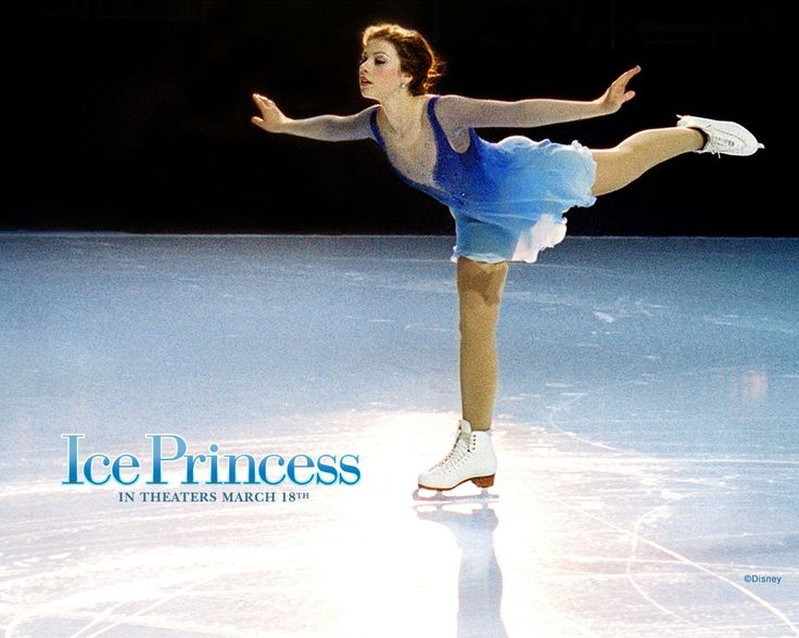 #IcePrincess (2005)