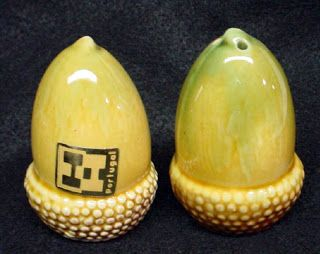 Holt Howard - salt and pepper shaker, SECLA. EBay
