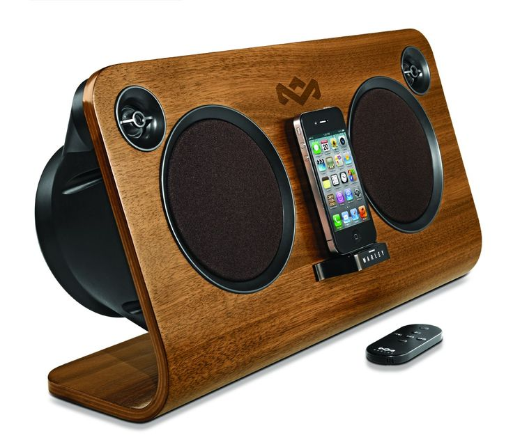 Get Up Stand Up player for the House Of Marley. Gotta love that Walnut.