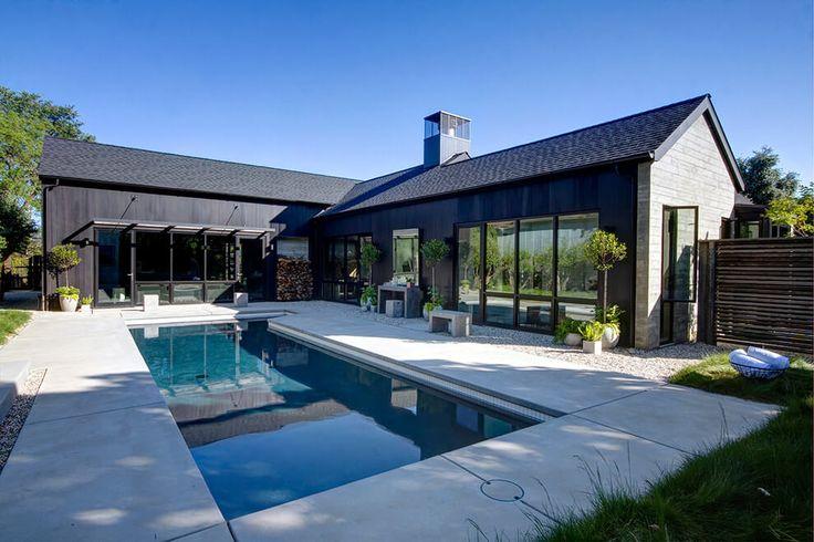 Modern Farmhouse designed by A.D.D Concept Design