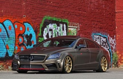 2014 Mercedes-Benz CLS by Fostla