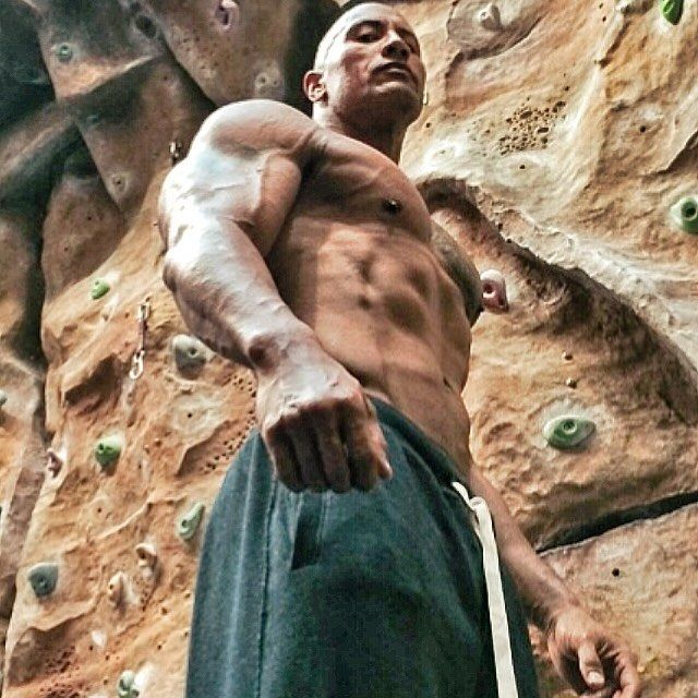The Shirtless Evolution Of The Rock: From WWF Cutie To Superstar