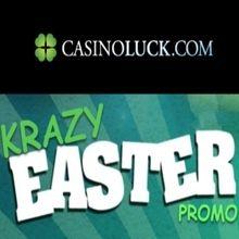 20 March, 2016NoDepCasino         http://oseriale.ru/admin/images/pages/azartnoe_kazino_faraon_zghdet_ohotnikov_za_udachey___.html               Новое недельное промо «Krazy Easter» в Казино LUCK – вас ждут денежные релоад бонусы от 50-100% и бесплатные игры (freespins) в автоматах.  CasinoLUCK раздает деньги, релоад бонусы и бесплатные спины.