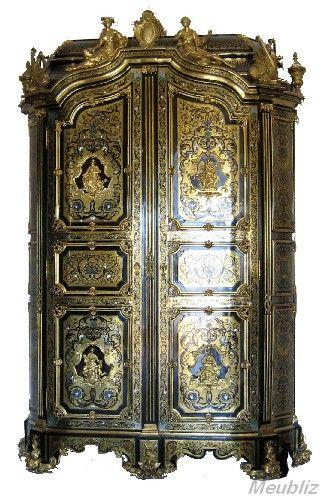 Style Louis XIV - (1660 - 1705)