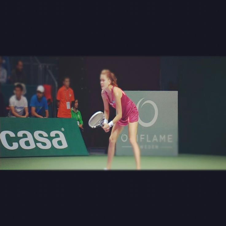 # Radwanska #kvitova #wta #istanbul #casa #tennis