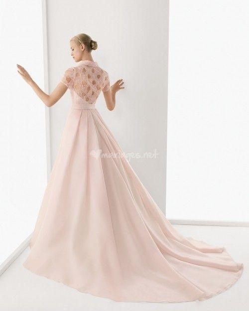 Robes de mariée colorées 2013
