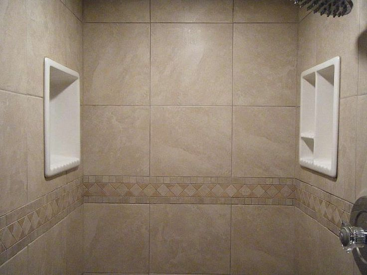 Bathtub And Shower Tile Ideas | Bathroom Shampoo Soap Shelf Dish Shower  Niche Recessed Tile Ceramic