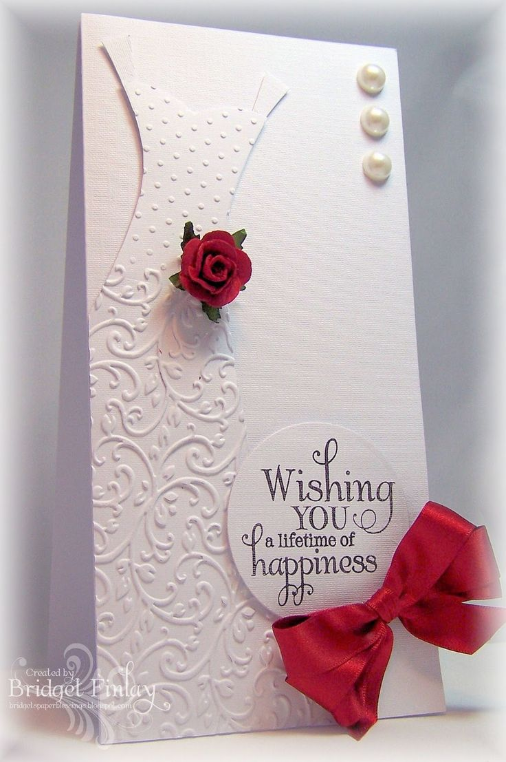 229 Best Wedding Card Creations Cuttlebug Images On Pinterest
