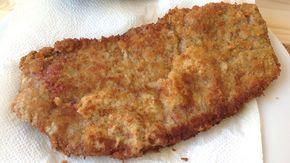 Escalope de ternera al estilo Viena (WIENER SCHNITZEL)   Cocina