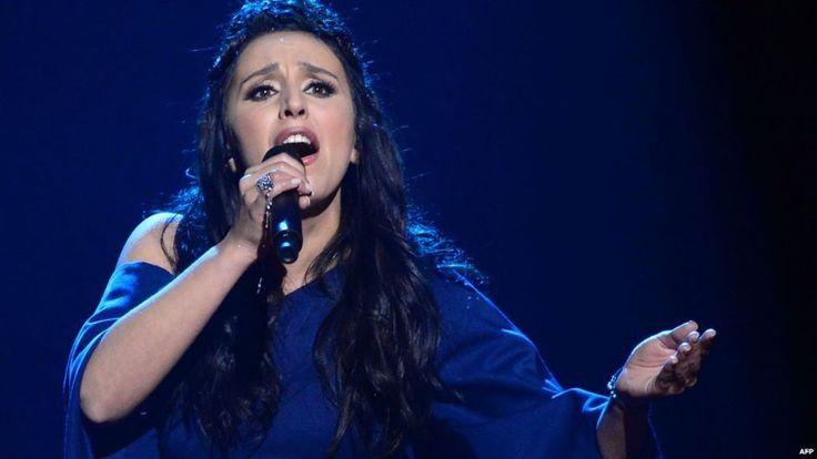 Eurovision Song Contest: Ukraine's 'Jamala'...  Wins Competition || BBC News