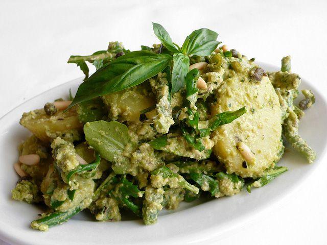 Insalata fagiolini e patate | Vegan blog - Ricette Vegan - Vegane - Cruelty Free