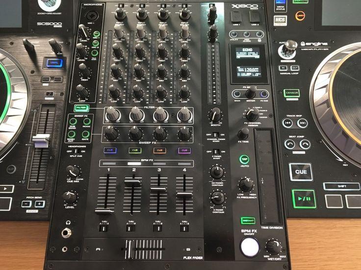 Denon DJ X1800 Prime (2017)