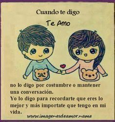Te amo ❤️