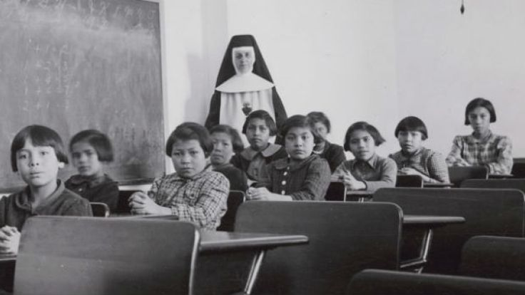 Canada's residential school story to be taught in classrooms this fall - Edmonton - CBC News