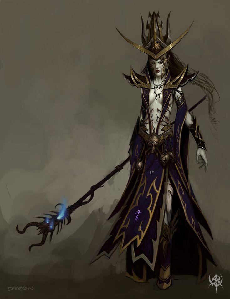 Dark Elves - Warhammer Wiki