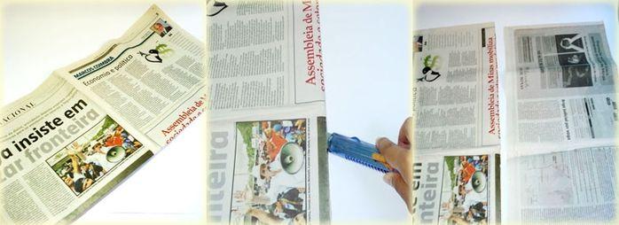 Салфетки, коврики и рамочки для фотографий из газетных трубочек. Видео мастер-класс (13) (700x254, 130Kb)