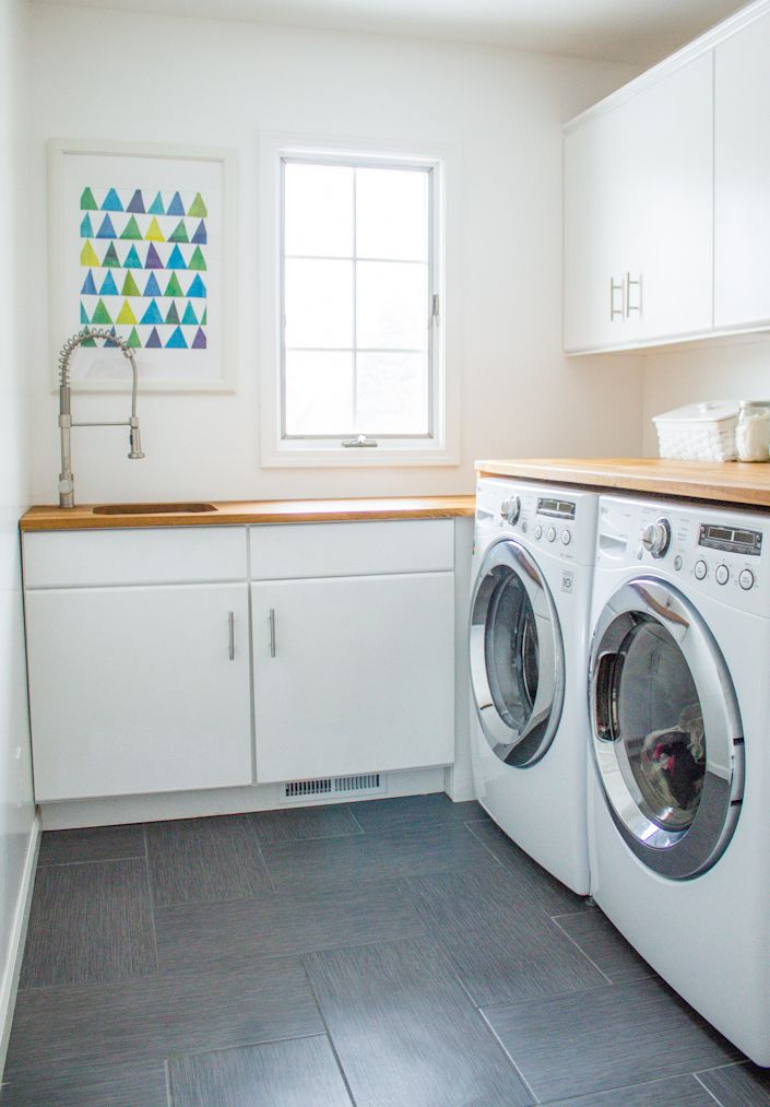 Beautiful Small Laundry Room Remodel Inexpensive Doable