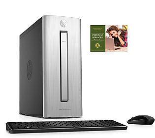 HP ENVY Desktop - Intel i7, 8GB RAM, 1TB HDD, 256GB SSD