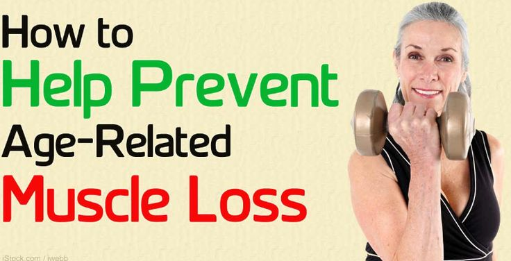 Prevent And Reverse Muscle Loss As We Age