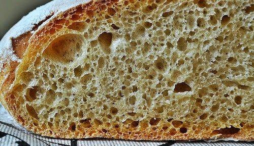 Pane con lievito naturale di kefir