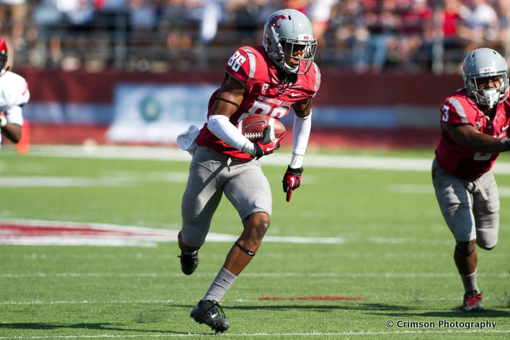 86 Marquess Wilson WSU GoCougs Wazzu Washington