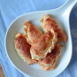 Foto recept: Empanadas met kweepeer