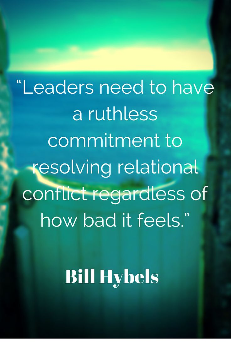 Bill Hybels - leadership quote from Global Leadership Summit 2014