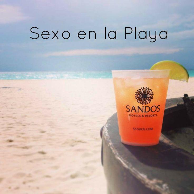 Sexo en una receta de playa