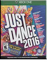 Videojuegos: Just Dance 2016 para Xbox One, Ubisoft., Juegos Xbox One